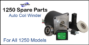 1250 Coil Winder Spare Parts